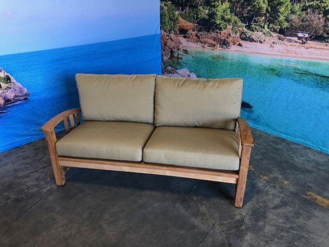 Sofa extérieur/intérieur 2 places Meno